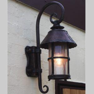 Gartenwandlampe Wand Gartenlaterne im Landhausstil