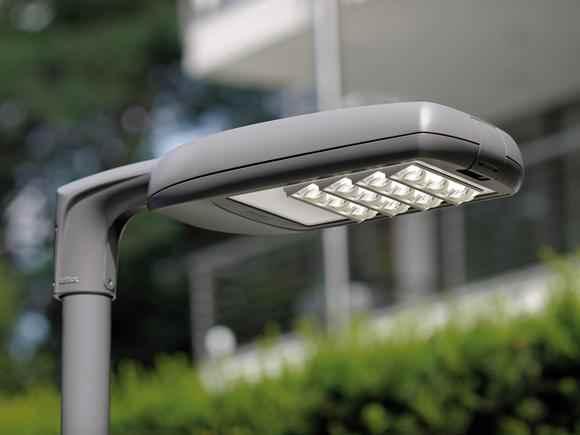 LED - Leuchten für den Peitschenmast