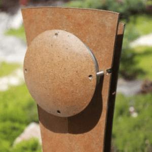Außenlampen aus Bronze
