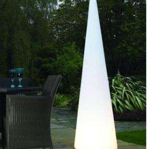Außenlampen aus Kunststoff