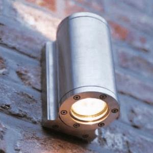 Außenlampen aus Edelstahl