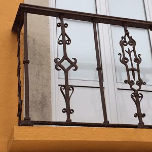 Beispiele französische Balkone