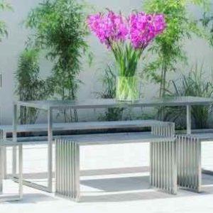 Design Gartenmöbel außen