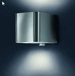 lampen mit bewegungsmelder f r au en als wand und wegleuchten. Black Bedroom Furniture Sets. Home Design Ideas