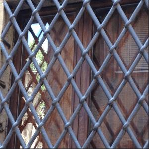 Tür- und Fenstergitter