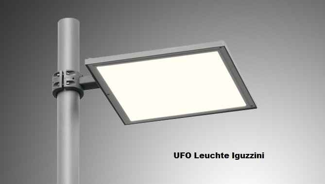 "Leuchte ""UFO"" von iGuzzini"