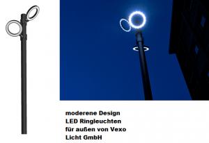 Lichtdesign für die Stadt und Straßenbeleuchtung