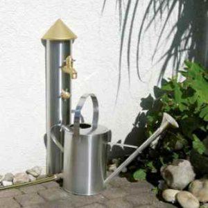Außen Wand Wasserzapfstelle