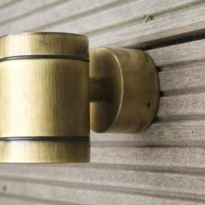 BEL - Lighting kleine bronze  Außenleuchte