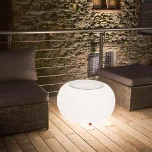 Bubble outdoor Beistelltisch außen