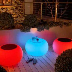 Bubbles Outdoor LED
