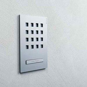 Design Einbausprechstelle sprechen klingeln