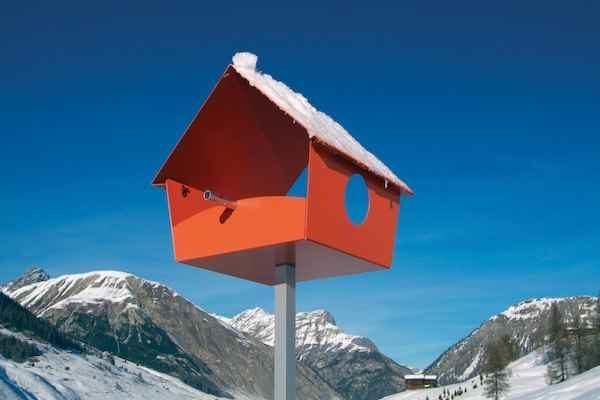 Design Vogelhaus