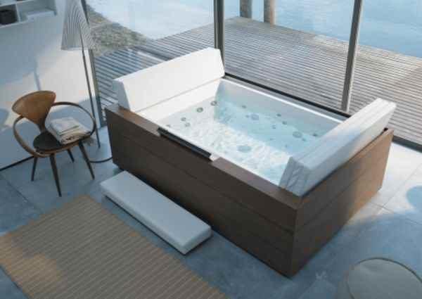 Duravit Sundeck Pool Luxusbadewanne