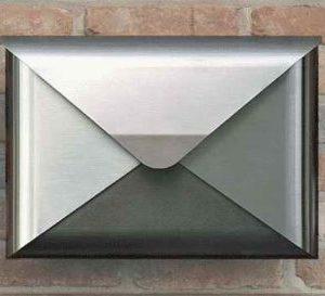 Exklusiver Briefkasten