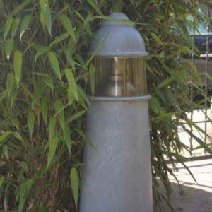 Focus Lighting Pharos Gartenpoller