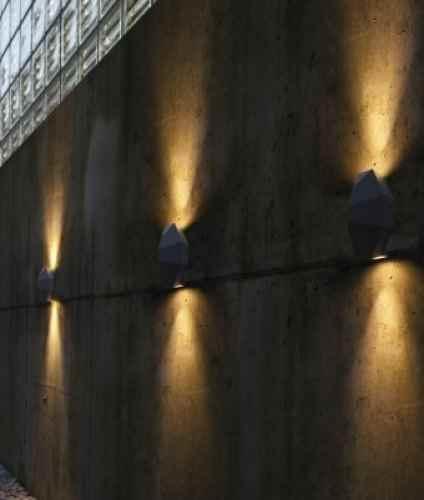 Design Außenleuchten neue designleuchte für außen axolight fragmenta