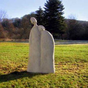 Garten Betonskulpture