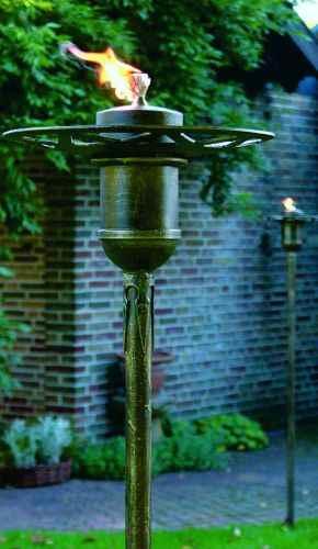 Garten Standfackel Petroleum