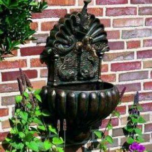 Garten Wandbrunnen Robers