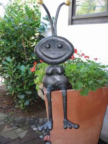 Gartenfigur Ameise