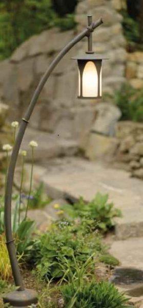 Gartenleuchte Japangarten