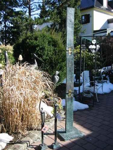 Gartenstelen Kunst