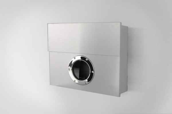 moderner gro format briefkasten xxl mit viel platz und gro er ffnung. Black Bedroom Furniture Sets. Home Design Ideas