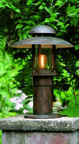 harmonische Garten Sockelleuchte 6523