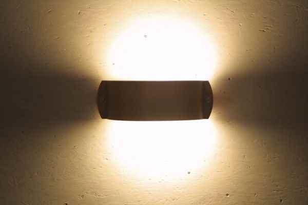 Kupfer Wandleuchte Für Außen Indirekte Beleuchtung