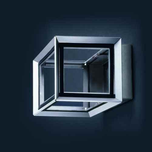 ip 44 hausnummer modern lichtw rfel gartenleuchten. Black Bedroom Furniture Sets. Home Design Ideas