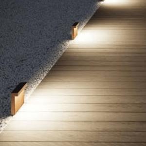 Kleine Weglampen aus Holz|