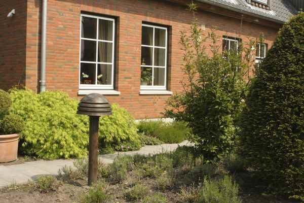 Landhaus Garten Beleuchtung