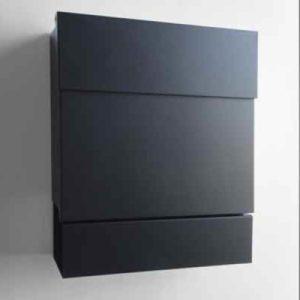 Lettermann 5 schwarz