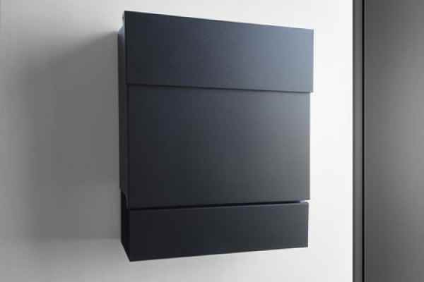 stilvolle wand briefkastenmodelle von bester qualit t. Black Bedroom Furniture Sets. Home Design Ideas