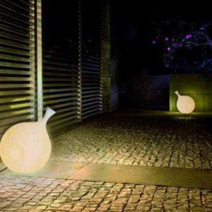 Lua Designleuchte für außen von Arturo Alvarez