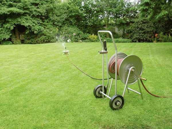 Luxus Schlauchwagen Garten