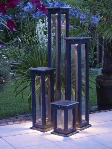 gartenlampen au enleuchte mediterrane lichts ulen lichtstelen. Black Bedroom Furniture Sets. Home Design Ideas