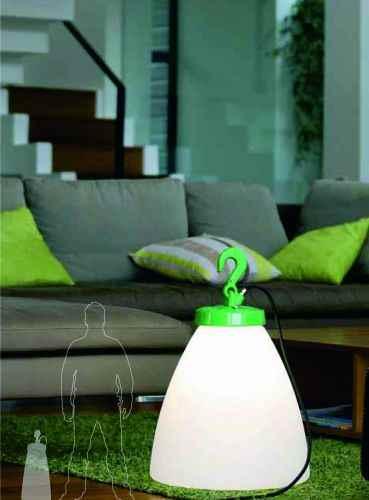 moderne au en allzweckleuchten mit kabel stecker haken. Black Bedroom Furniture Sets. Home Design Ideas