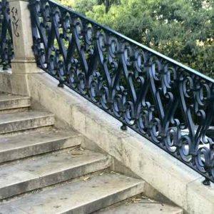 Prachtvolles Treppengeländer-Design für Ihr Heim
