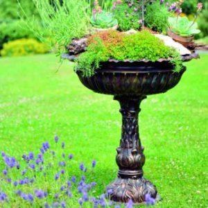 Garten Blumenschale