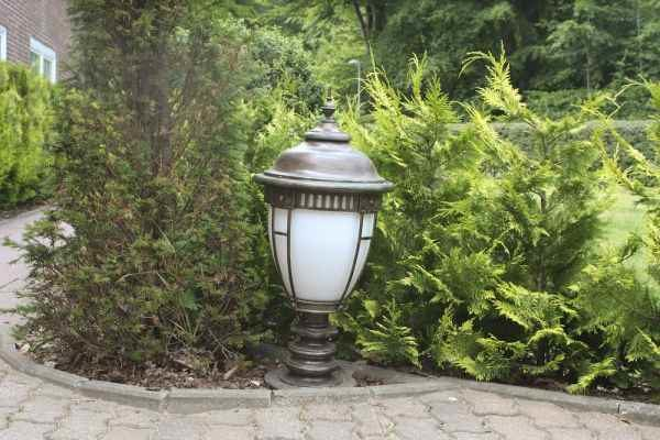Robers Sockelleuchte Garten