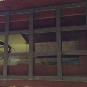 Sicheres Metall Fenstergitter-Gartenleuchten.de