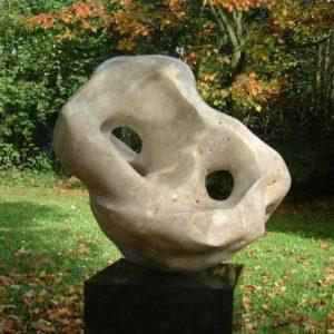 Skulptur Figur außen