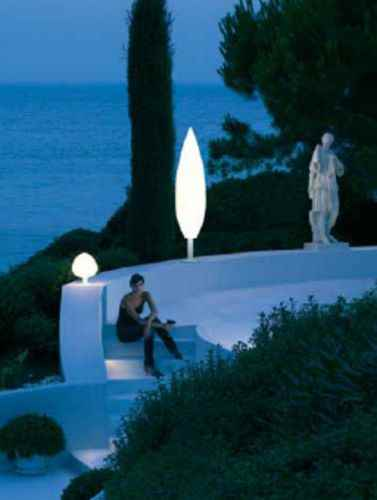stilvolle Baumartige Leuchten