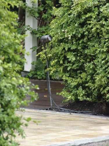 stilvoller Gartenspot