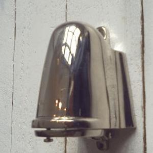 verchromte Außenlampen