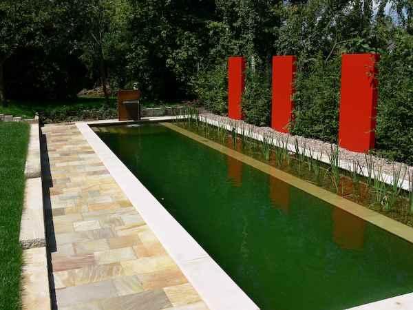 Au en wasserwand wasserspeier krauss wasserspiele mekong for Garten pool erfahrungen