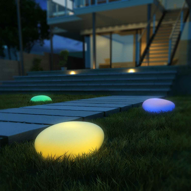 Led gartenleuchten gartenleuchten for Eclairage exterieur solaire boule