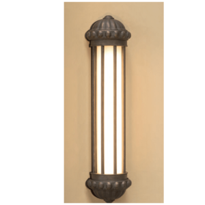 Stilvolle Wandlampe außen